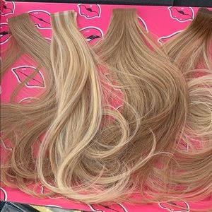 Tape extensions